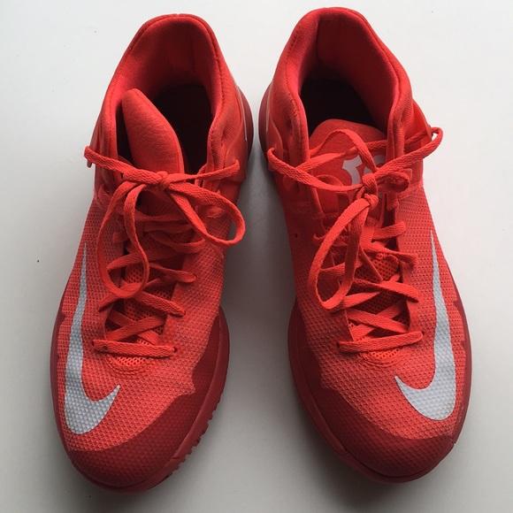 Boys Bright Orange Nike Shoes  7168aee27